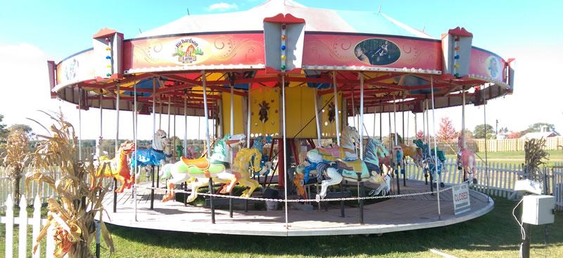 Richardson Farm carousel