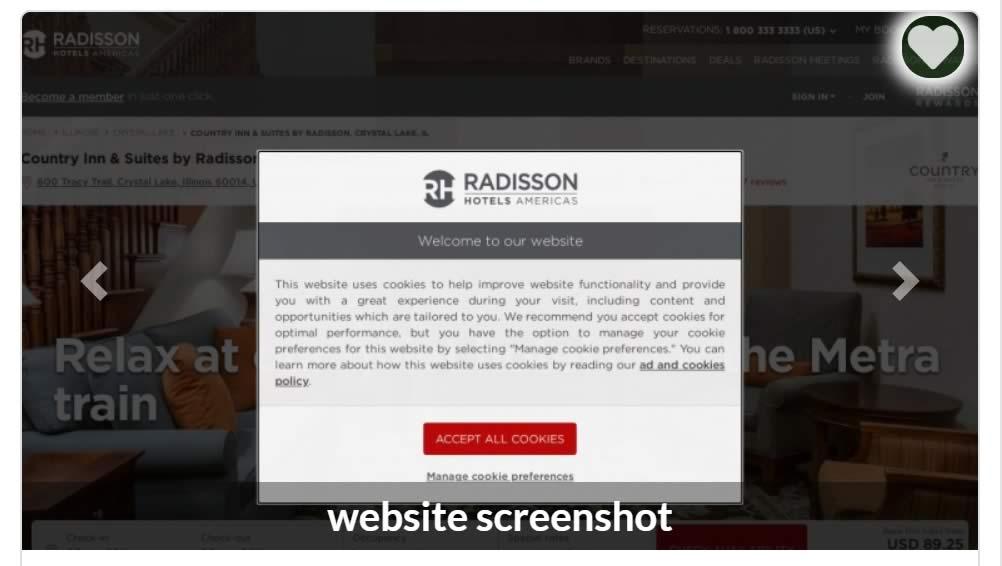 Example of sub-optimal screenshot.