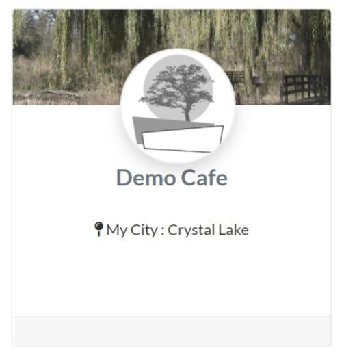Default Lifer avatar and banner on Lifer profile card.